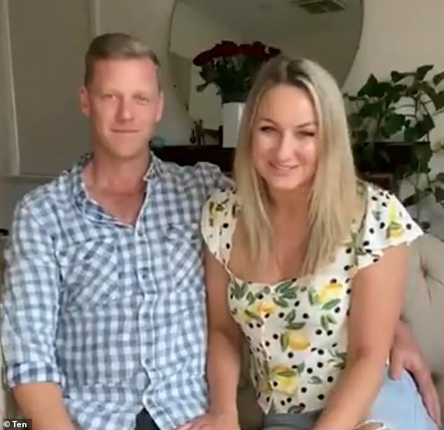 Moves:Alisha confirmed she had moved to Western Australia to be with Glen and the pair are sharing a house with Glen's brother and his partner