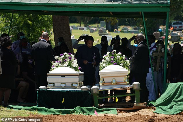 A new study found that for every American who dies from coronavirus, about nine family members are left behind grieving their death