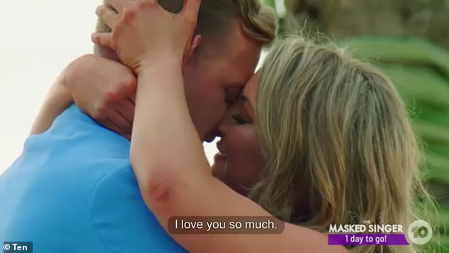 Happily ever after!During Sunday's finale of Bachelor in Paradise, Alisha and Glenn declared their love for one another and officially became boyfriend and girlfriend