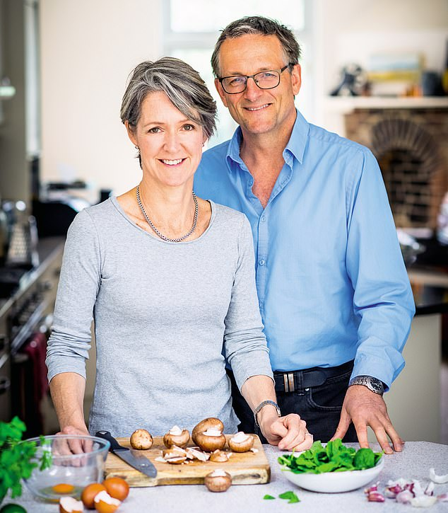 Dr Clare Bailey and her husband Dr Michael Mosley will help people lose weight in their new three¿part series for Channel 4