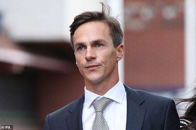 Thorbjorn Olesen was due to stand trial in May this year but, because of the chaos and court backlogs caused by Covid, the matter has yet to come before a jury for justice to be served