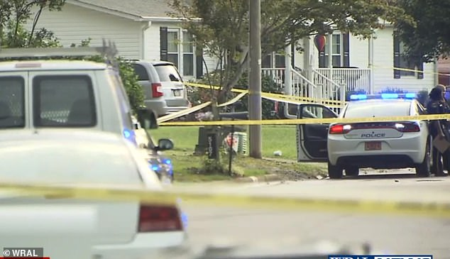 Police are still investigating to establish a motive for the murder