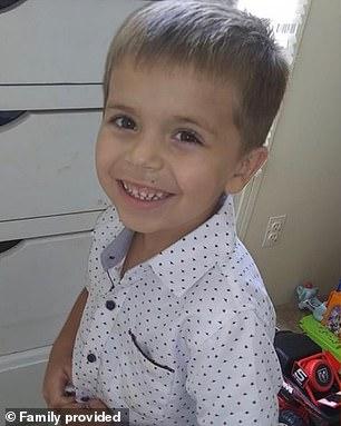 Cannon Hinnant was set to start Kindergarten on Monday