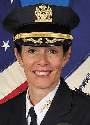 Lori Pollock, the New York Police Department's first female chief of crime control, has quit