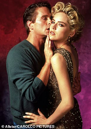 The writer who looked like $1M: The former model is best known for 1992's Basic Instinct with Michael Douglas