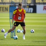Borussia Dortmund's Jude Bellingham hails Jadon Sancho for helping him to settle in at German club