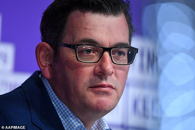 Daniel Andrews' government is facing mounting criticism as the state's coronavirus crisis deepens