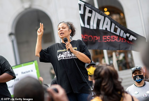Abdullah, an outspoken critic of the LAPD, has also been at the forefront of recent protests against police violence in Los Angeles, which were spurred into motion following the Memorial Day police killing of George Floyd in Minnesota.
