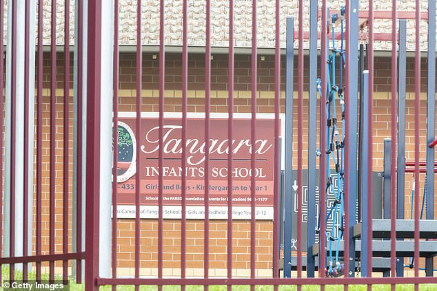 The school closed last weekend and will remain shut until August 24 to undergo deep cleaning