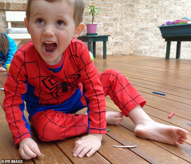 William Tyrrell vanished from his foster grandmother's house on September 12, 2014