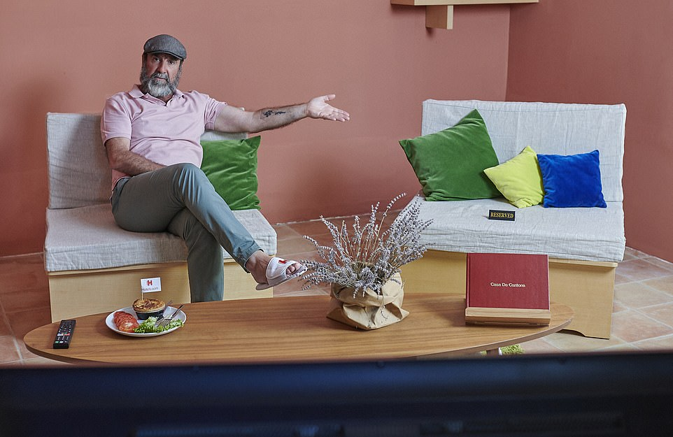 Thriller från 2011 med eric cantona. Hotels Com Giving Away Experience Of Watching Uefa Champions League Final 2020 With Eric Cantona Readsector