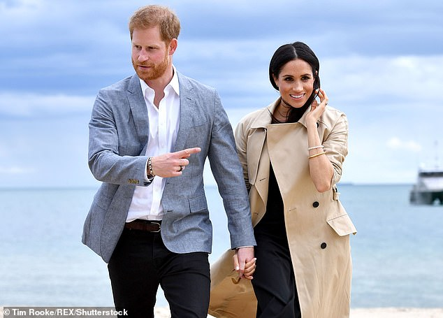 Prince Harry and Meghan Markle splashed £11million on the nine-bedroom mansion in California, which was previously owned by Sergey Grishin, 54, nicknamed the 'Scarface Oligarch'