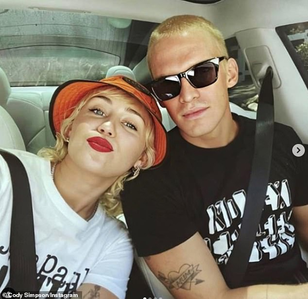 Miley Cyrus and Cody Simpson have called it quits after less than one year together