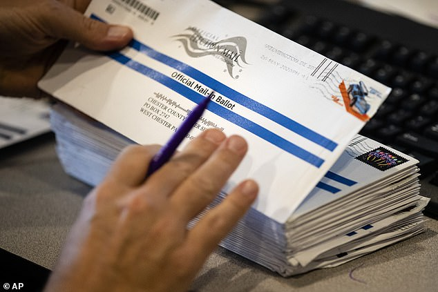 Officials in Pennsylvania have asked the state Supreme Court to extend the voting deadline after the U.S. Postal Service issued a warning that not all ballots may be delivered on time