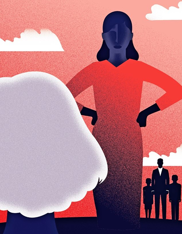 This week Bel Mooney advises a woman on how to tell her family she is seeing an older divorced dad of three