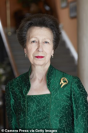 I conclude by wishing happy birthday to Princess Anne. She's 70 today. She's still the most hardworking of the lot. And the way that she's dealt with her own children, by not making them HRHs, proves that she doesn't believe in it, either