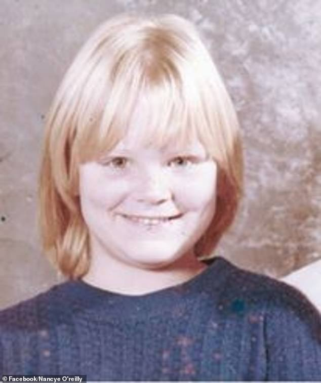 Alicia O'Reilly (pictured) was raped and murdered in her own bed in west Auckland on August 16 in 1980