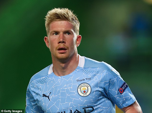Kevin De Bruyne has been crowned the 2019-20 Premier League player of the season