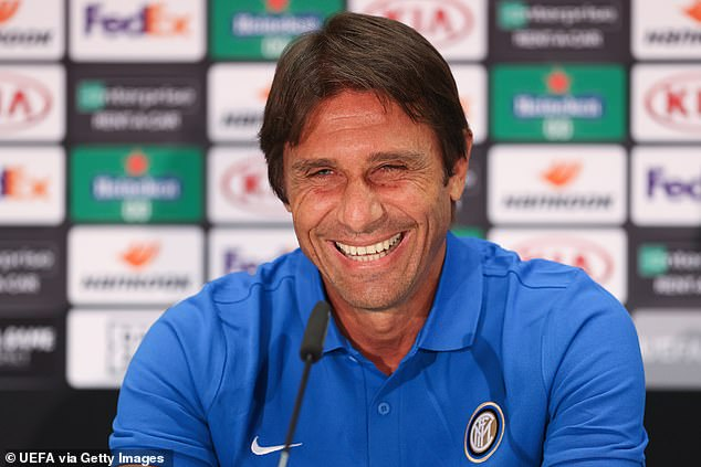 Antonio Conte's Inter Milan have also been heavily linked with a move for the Argentine star