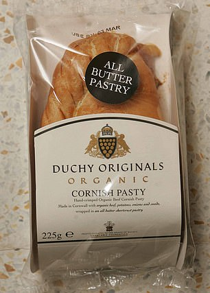 The wide-ranging products include everything from authentic Cornish pasties