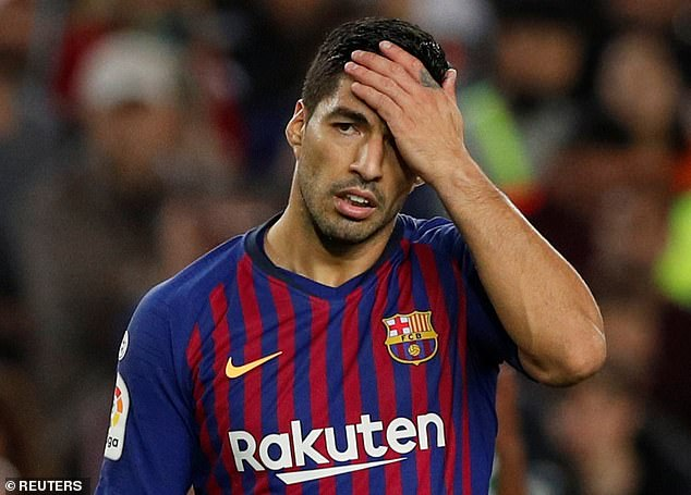 Luis Suarez may also have to move to a new club as the club prepares to enter a new era