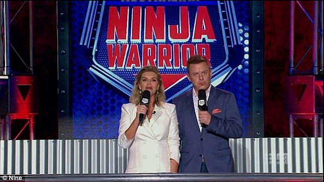 Disclaimer: The following disclaimer appeared on screen at the start of the episode, 'Due to legal proceedings currently involving one of the members of Team USA, Nine has made the decision not to show his run in tonight's episode of Ninja Warrior Australia vs The World'