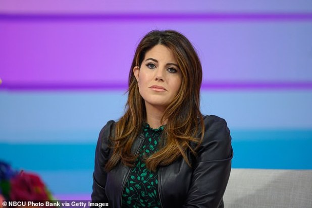 Monica Lewinsky, pictured in October 2016, had multiple sexual encounters with Clinton