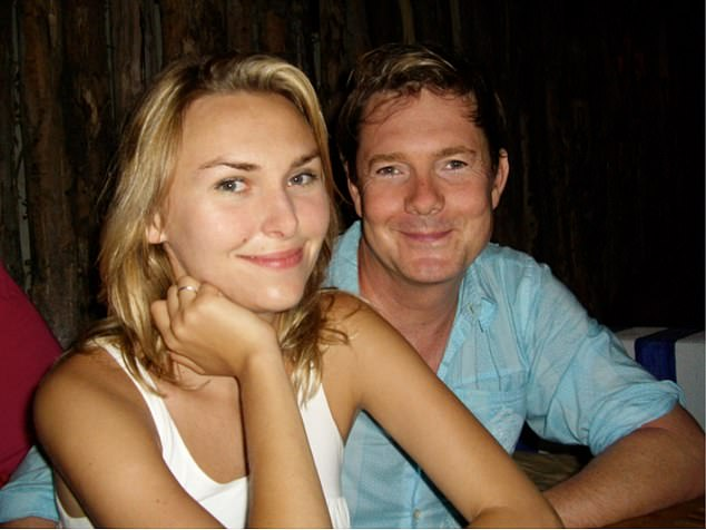 The 40-year-old with her husband famous photographer Dean Freeman