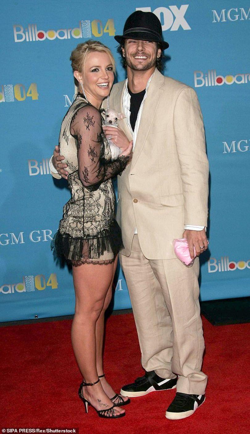 32162538 8645885 Ex husband Britney got engaged to backup dancer Kevin Federline  m 32 1597900544319 - O termino de casamento mais rápido do mundo