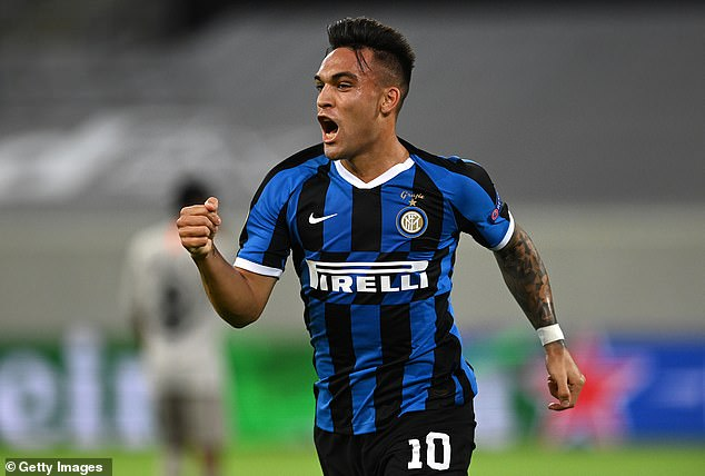 Lautaro Martinez is one of several Argentinian forwards to have starred for Inter Milan