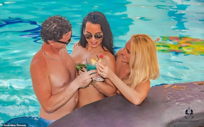 The resort has become a swingers' paradise since its rebranding in 1981, attracting travelers from all over the world who identify as 'consensually nonmonogamous', to meet others with similar lifestyles