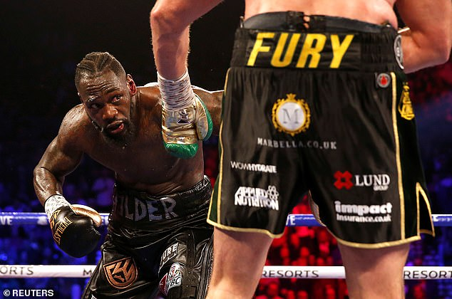 Nigel Benn has claimed Deontay Wilder is one of the worst boxers around in the sport