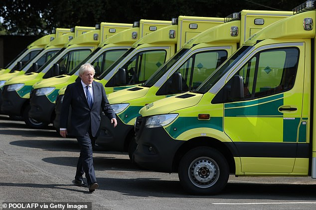 The Cabinet Office responded to the leak by outlining a series of contingency plans that are said to be already in place, including an additional £ 3 billion for the NHS.