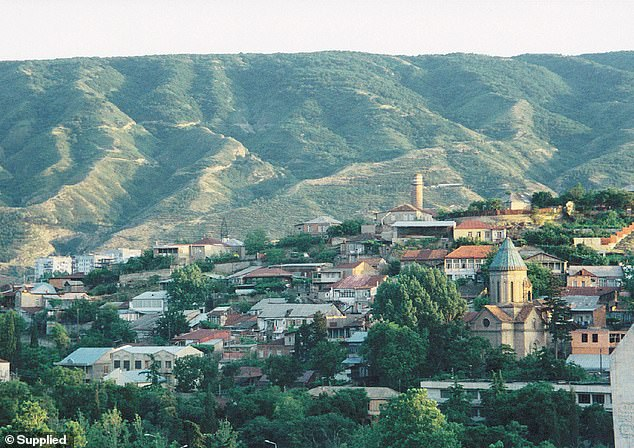 Stalin supposedly split his wine cellar into three parts with a huge chunk sent to the Massandra Winery at Yalta in Crimea. The whereabouts of the second portion is unknown but a third went to Stalin's home town, Tbilisi (pictured)