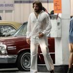 Bradley Cooper seen filming new Paul Anderson 70s inspired film in LA despite Covid