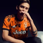 Juventus stars launch Italian giants' new third kit... which fans compare to Hull City home shirt