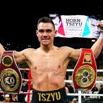 Jeff Horn's corner disagree about pulling him out before eventually retiring him against Tim Tszyu