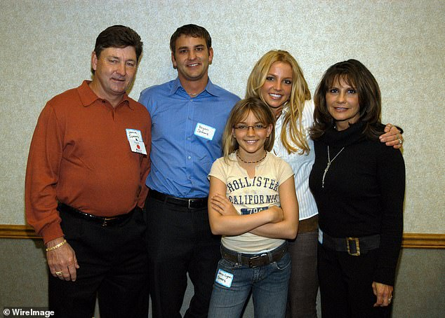 Why Britney Spears wants her father Jamie to stop being ...