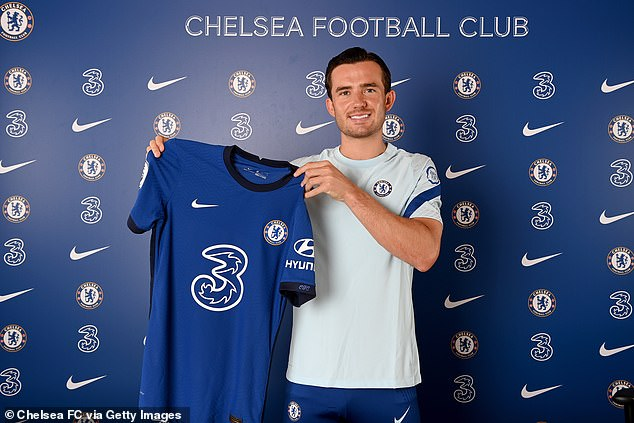 Ben Chilwell sealed £ 50million transfer from Leicester City to Chelsea on Wednesday