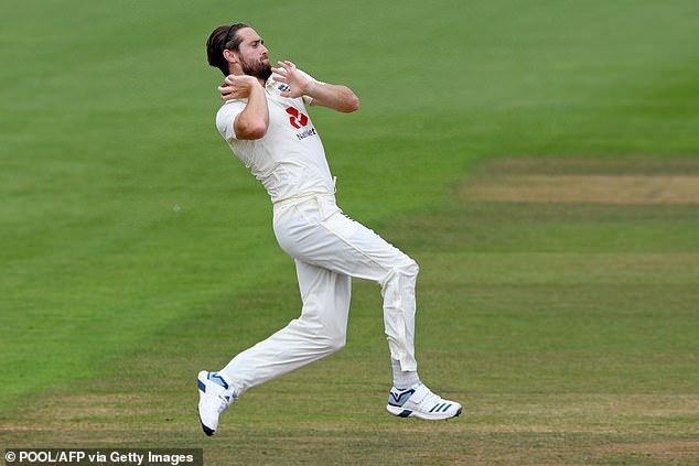 Chris Woakes is a genuine all-rounder that could be very useful as a fourth seamer overseas