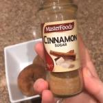 How to transform Coles $3 cinnamon doughnuts into the PERFECT treat using an air fryer