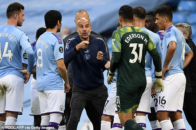 Guardiola will dream of working with the six-time Ballon d'Or winner at Etihad again