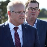 Scott Morrison talks about his relationship with Daniel Andrews
