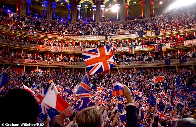 On top of that, there's the disastrous decision to dispense with Rule's lyrics, Britannia!  and Land of hope and glory on the last night of the balls this year