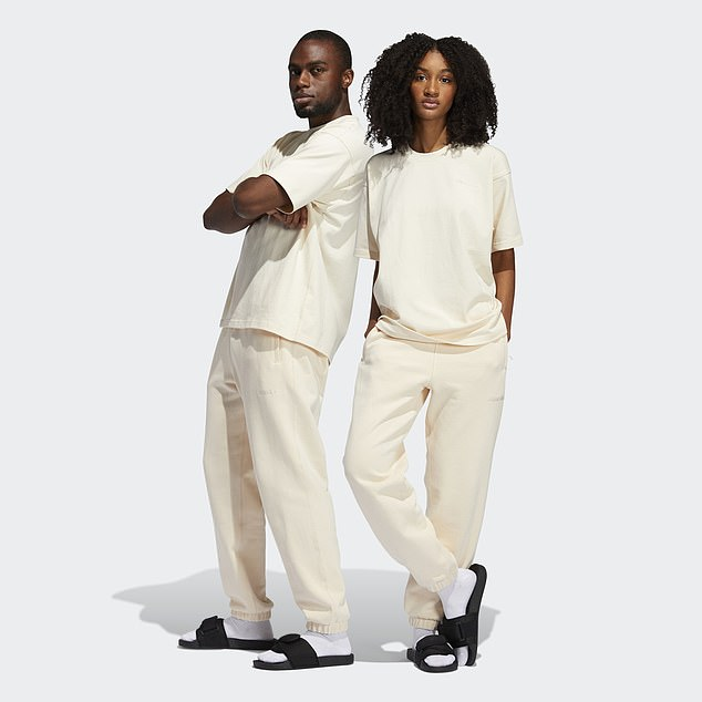 The gender neutral collection consists of all the everyday essentials, including sweatshirts, shorts, sweatpants, with an inclusive design and fit made of a French Terry fabric