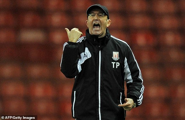 Former Stoke boss Tony Pulis says the forward would cope with the league's physical demands