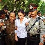 Drug smuggler Schapelle Corby locked up in hotel quarantine after leaving SAS reality TV show early