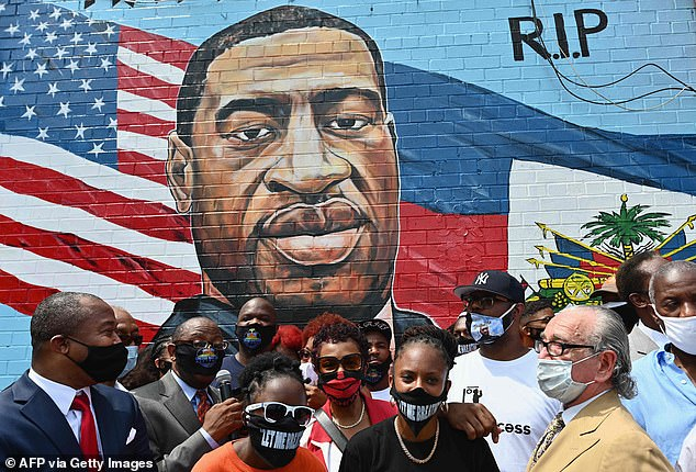 Nationwide demonstration overtook the United States this summer after George Floyd was killed in police custody on Memorial Day