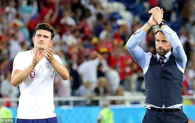 England set to choose Maguire in October after removing him from the current squad