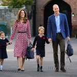 Queen sees Prince William, Kate Middleton and their children at Balmoral for first time since March